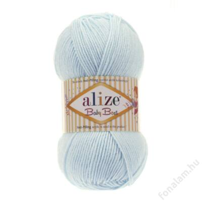 Alize Baby Best fona 189 Világos türkiz
