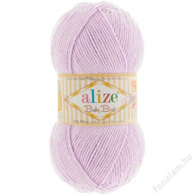 Alize Baby Best fona 27 Világos lila