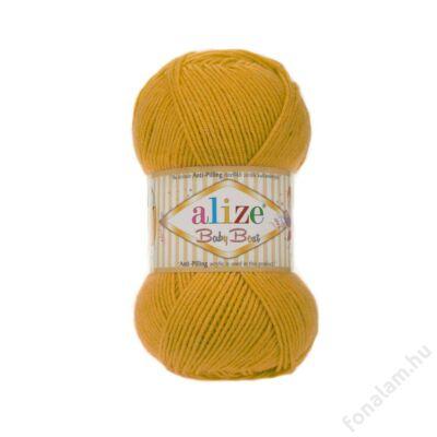 Alize Baby Best fona 281 Mustár