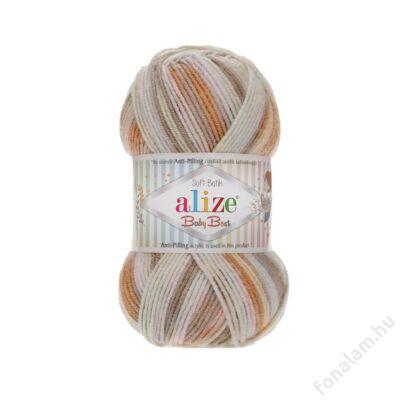 Alize Baby Best Batik fona 7541 Bence