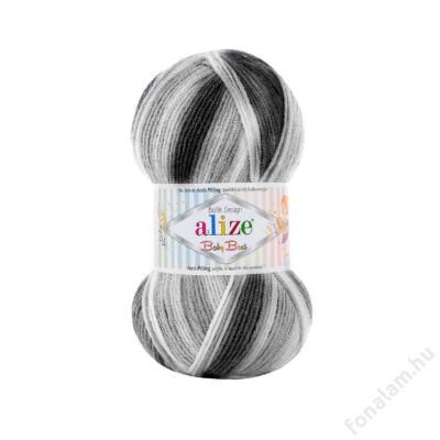Alize Baby Best Batik fona 7542 Árnyas