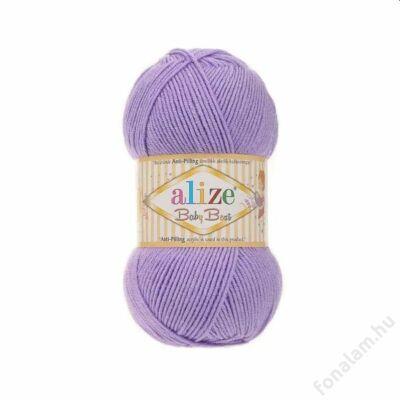 Alize Baby Best fonal 43 Levendula
