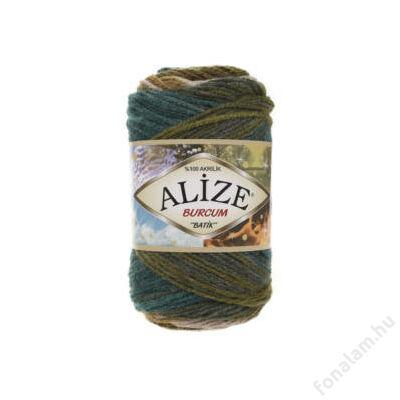 Alize Burcum Batik fonal 4684 Brokkoli