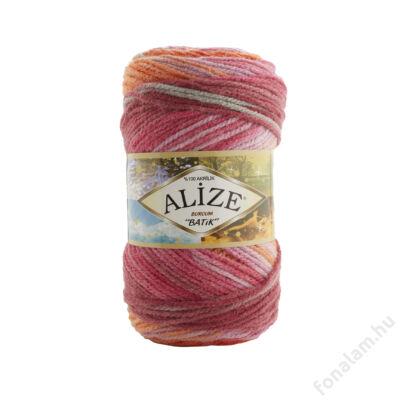 Alize Burcum Batik fonal 7633 Gyümölcsfagyi
