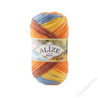 Alize Burcum Batik fonal 7647 Naplemente