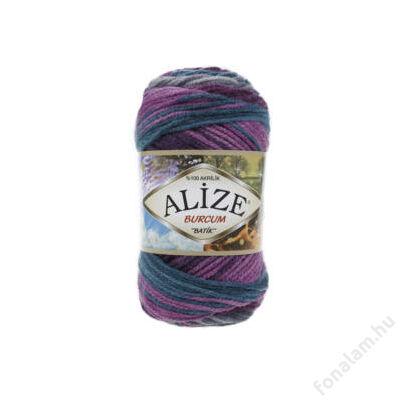 Alize Burcum Batik fonal 3366 Éjkirálynő