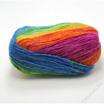Alize Burcum Batik fonal 3514 Rainbow