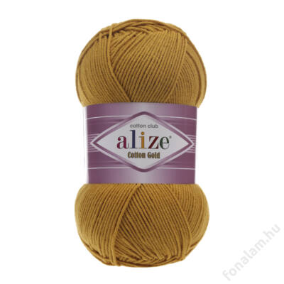 Alize Cotton Gold 02 Mustármag