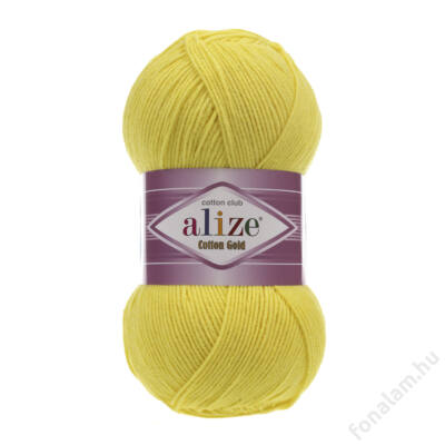 Alize Cotton Gold 110 Írisz