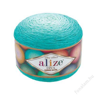 Alize Diva Ombre Batik fonal 7370 Vízesés