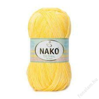 Nako Elit Baby Muare fonal 31768 Napsütés