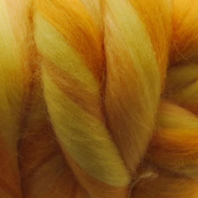 Multicolor ausztrál  merinó  szalaggyapjú 1197 Napsugár