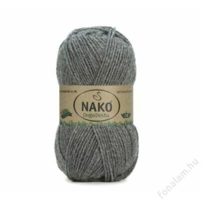 Nako Doga Dostu fonal 40007 Szürkület