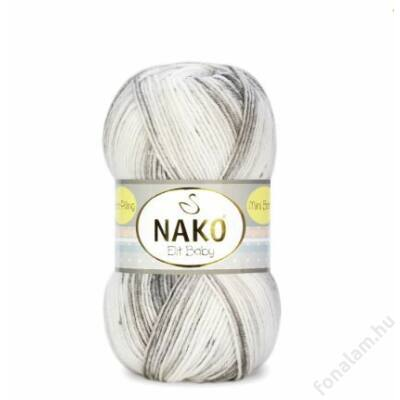 Nako Elit Baby Mini Batik fonal 32461 Peti