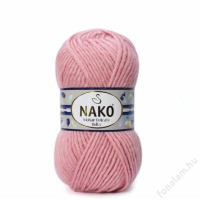 NAKO Mohair Delicate Bulky fonal 10325 Rózsa