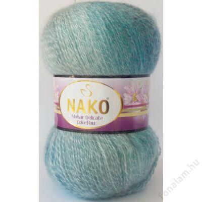Nako Mohair Delicate Colorflow fonal 28080 Óceán