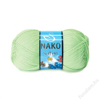 Nako Saten fonal 10154 Marci