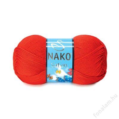 Nako Saten fonal 207 Pipacs