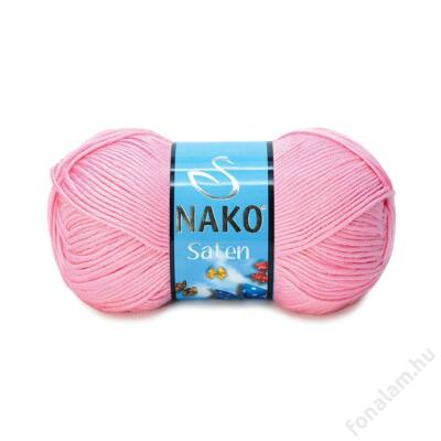 Nako Saten fonal 229 Szegfű