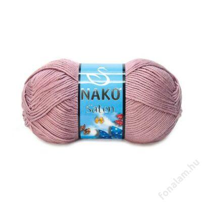 Nako Saten fonal 2478 Mályva