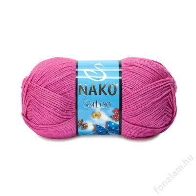 Nako Saten fonal 3658 Virág