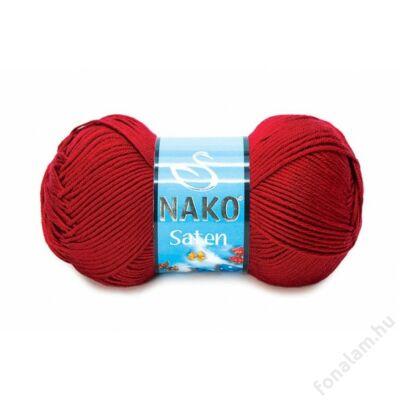 Nako Saten fonal 1175 Rubin