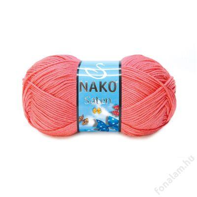 Nako Saten fonal 3655 Korall