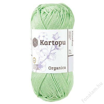 Organica_fonal_K491 Világos zöld