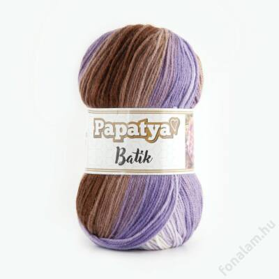 Papatya Batik fonal 23 Fanni