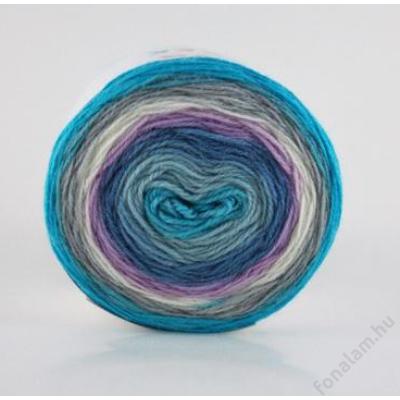 Papatya Cake Wool fonal 255 Tengerszem