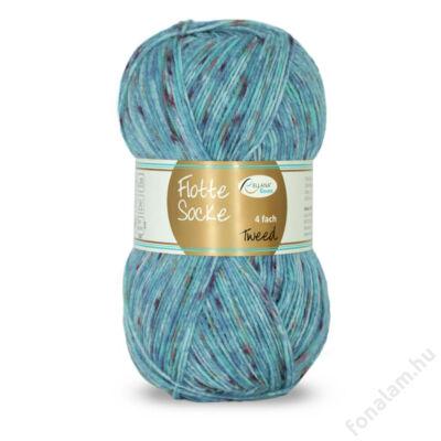 Rellana Flotte Socke Tweed fonal 1330 Esőzés