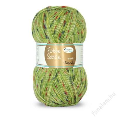 Rellana Flotte Socke Tweed fonal 1333 Virágos rét