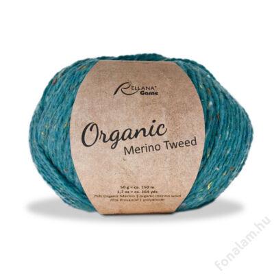 Rellana Organic Merino Tweed fonal 13 Akvárium