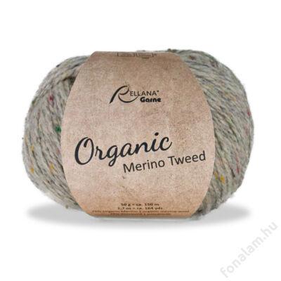 Rellana Organic Merino Tweed fonal 18 Őszi reggel