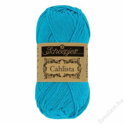 Scheepjes Cahlista fonal 146 Vivid Blue