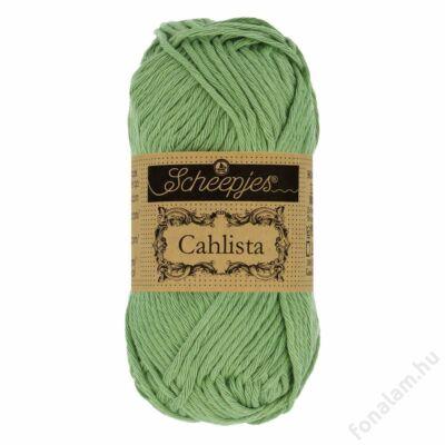 Scheepjes Cahlista fonal 212 Sage Green