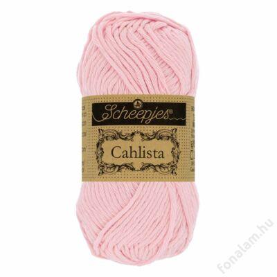 Scheepjes Cahlista fonal 246 Icy Pink