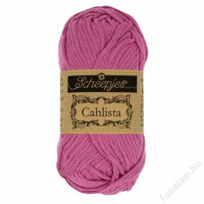 Scheepjes Cahlista fonal 251 Garden Rose