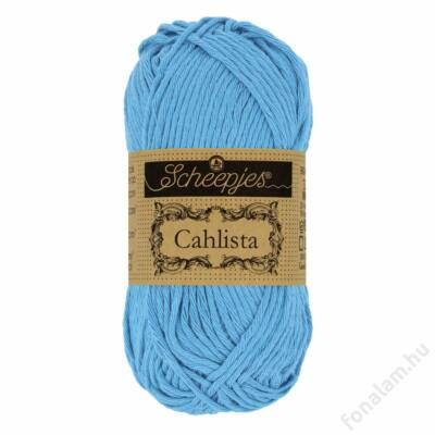 Scheepjes Cahlista fonal 384 Powder Blue