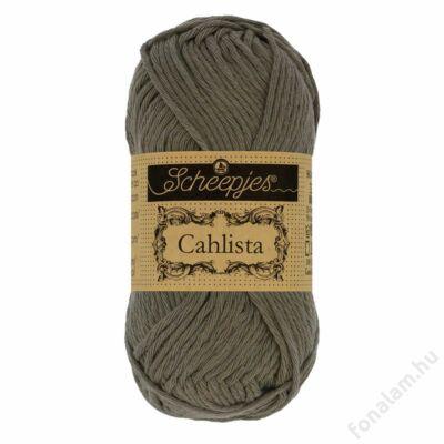 Scheepjes Cahlista fonal 387 Dark Olive