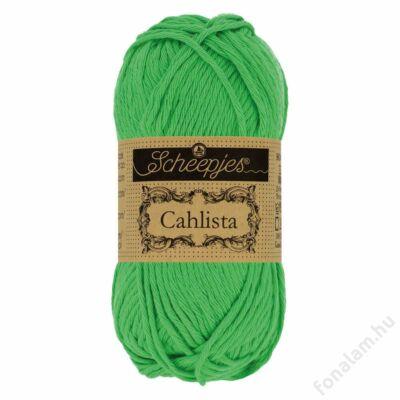Scheepjes Cahlista fonal 389 Apple Green