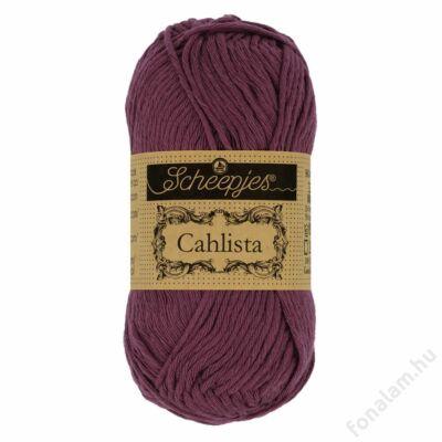 Scheepjes Cahlista fonal 394 Shadow Purple