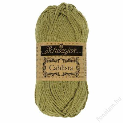 Scheepjes Cahlista fonal 395 Willow