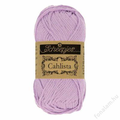 Scheepjes Cahlista fonal 520 Lavender
