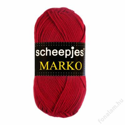 Scheepjes Marko fonal 8112 Tulipán