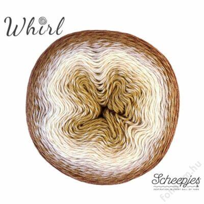 Scheepjes Whirl fonal 756 Caramel Core Blimey