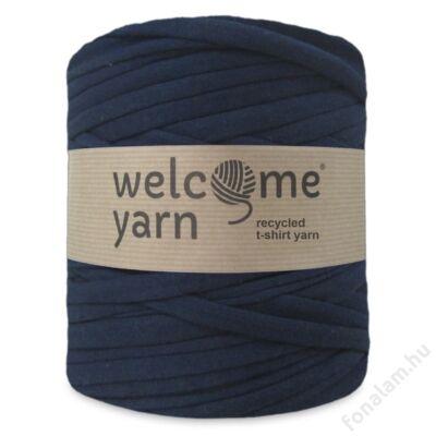 Welcome Yarn 2614 Sötétkék